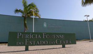 Perícia Forense do Estado do Ceará (Pefoce). Foto: Divulgação