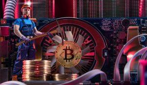 mineração, bitcoin