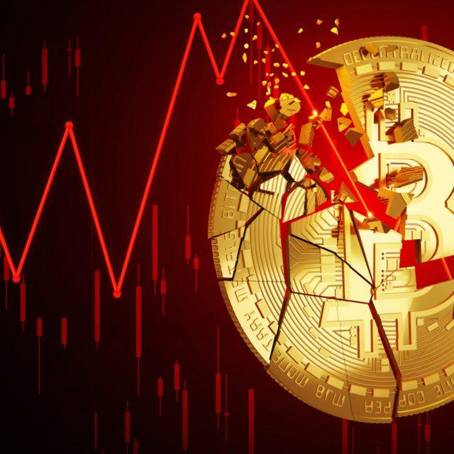 Bitcoin cai R$ 140 mil desde recorde histórico