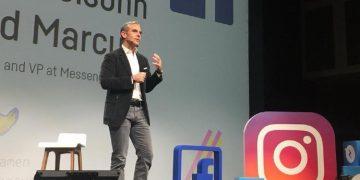 Executivo responsável pela Diem, do Facebook, David Marcus (Foto: Reprodução/Facebook)