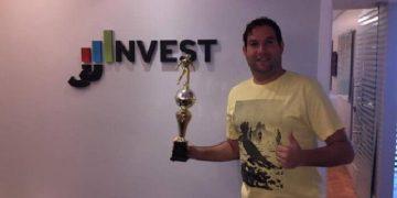Jonas Jaimovick é o criador da JJ Invest (Foto: Divulgação)
