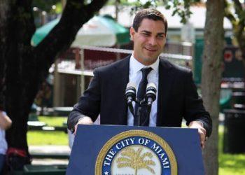 Prefeito de Miami, Francis Suarez (Foto: Divulgação)