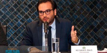 Deputado panamenho Gabriel Silva (Foto: Divulgação)