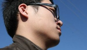 Jornalista Colin Wu, 30 anos. Foto: Reprodução