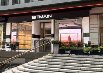 Bitmain, loja física, mineração, criptomoedas, Turquia