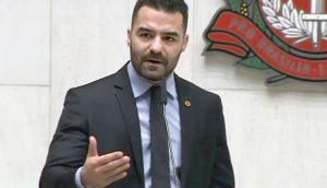 Deputado estadual Arthur do Val (Foto: Divulgação/Alesp)