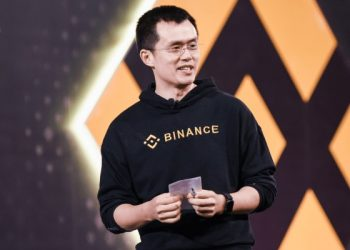 "CEO da Binance, Changpeng ""CZ"" Zhao. (Foto: Binance/Divulgação)"