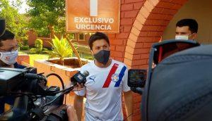Deputado paraguaio Carlitos Rejala. (Foto: Reprodução/Instagram)
