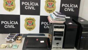 Foto: Polícia Civil de São Paulo/Divulgação