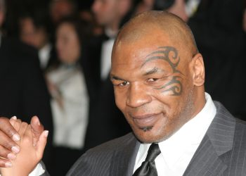 Campeão de boxe Mike Tyson (Foto: Shutterstock)