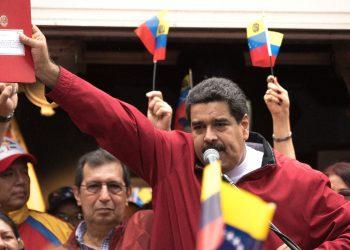 Ditador da Venezuela, Nicolas Maduro (Foto: Shutterstock