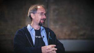 Adam Back, CEO da Blockstream. (Foto: Reprodução/YouTube)