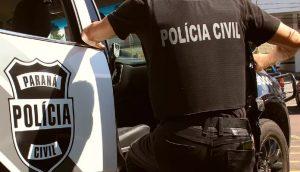 Foto: Polícia Civil do Paraná/Divulgação