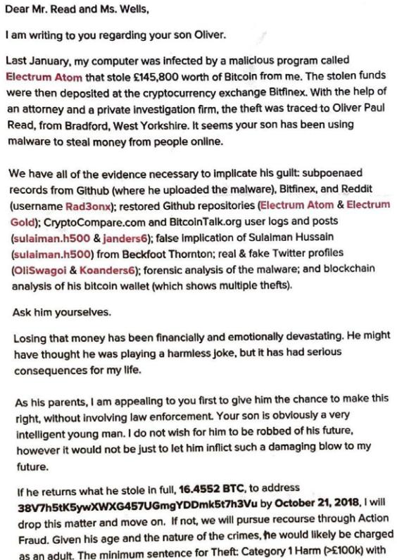 adolescentes bitcoin
