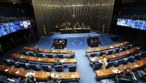 Senado Federal. (Foto: Fabio Rodrigues Pozzebom/Agência Brasil)