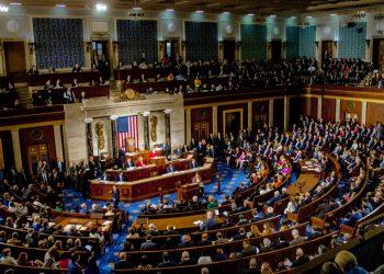 Senado dos Estados Unidos. Foto: Shutterstock