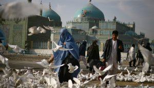Cabul, no Afeganistão (Foto: Shutterstock)
