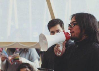 Ativista Mario Gómez está sendo acusado de fraude (Foto: Arquivo pessoal)