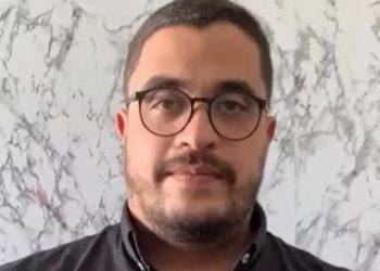 Estudante de medicina Henrique Sepúlveda. (Foto: TV Bahia/Reprodução)
