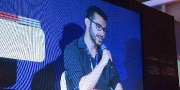 Edmar Ferreira, o criador da Rock Content (Foto: Reprodução/Instagram)