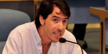 Deputado Martín Berhongaray (Foto: Divulgação\Instagram)