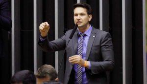 Deputado do Partido Novo de Santa Catarina Gilson Marques (Foto: Luis Macedo/Câmara dos Deputado)